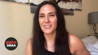 Cat Zingano talks Bellator return, helping others with a scholarship fund   ESPN MMA