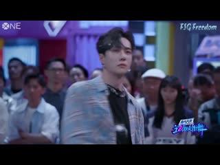 РУС.САБ Street Dance Of China 3 Episode 2   Уличные танцы Китая 3: Эпизод 2