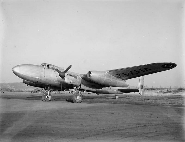 Пассажирский самолёт Avro Lancastrian С1