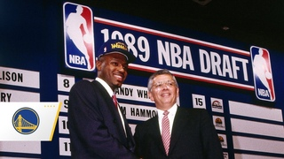 Warriors Have History With 14th Pick in the Draft
