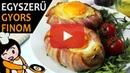 Töltött sült burgonya Recept Videók