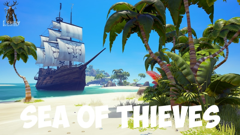Sea of Thieves Xbox One Multyplayer
