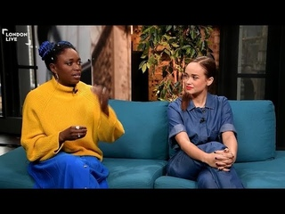 Andi Osho and Rose Williams on Curfew | London Live