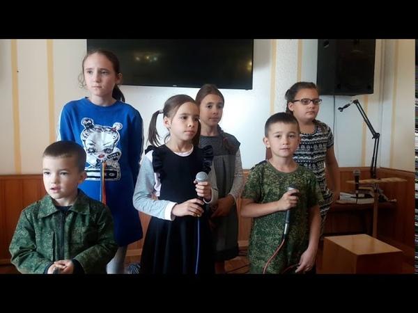 Церковь ЕХБ города Боброва Люди всей земли