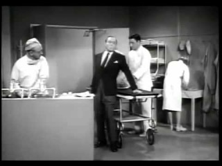 Jack Benny TV Program Jack Becomes a Surgeon Guest Mel Blanc