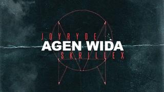 JOYRYDE & Skrillex - AGEN WIDA [Official Audio]