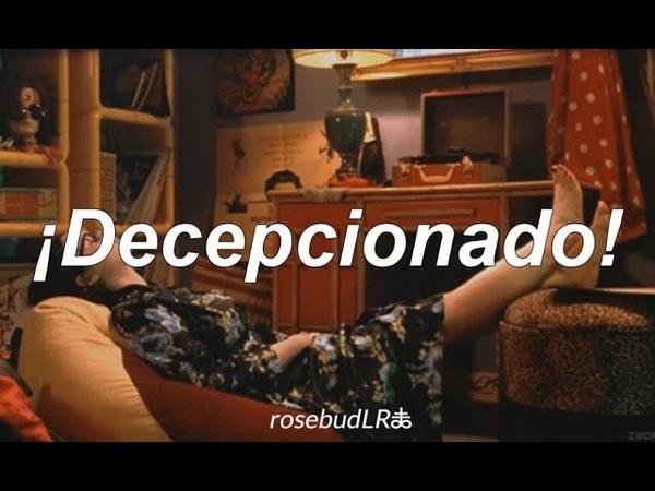 Radiohead - Let Down (Oficial) Subtitulada en español