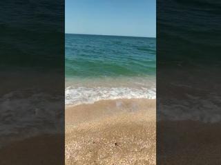 VID 20200627 WA0047 Море Крым Черное море Лучшие пляжи крыма