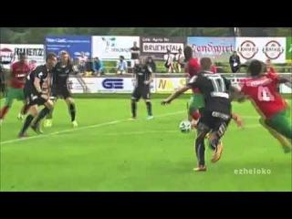 Локомотив - Виктория Плзень 4:2 () Видеообзор