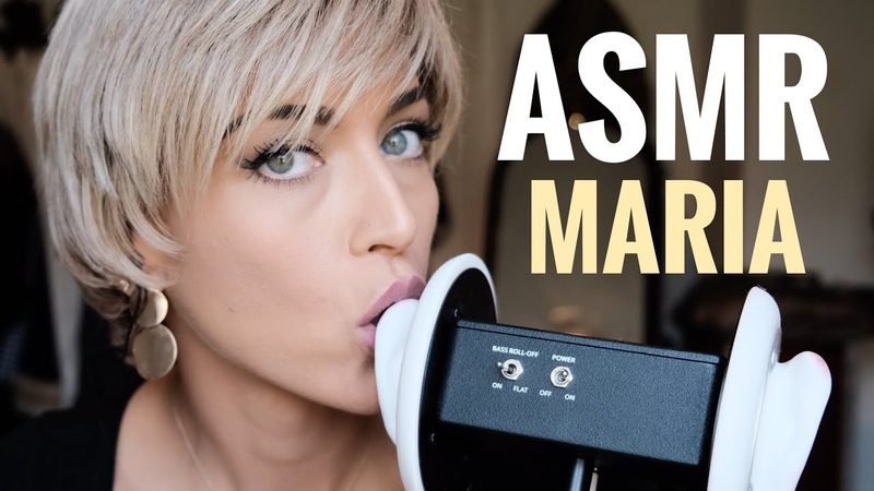 ASMR Gina Carla 🙎🏼‍♀️ Let MARIA Trigger Your Ears! My Evil Twin!