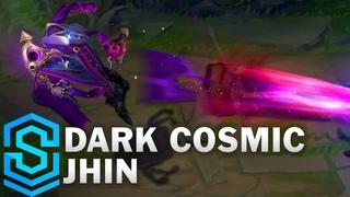 Dark Cosmic Jhin Skin Spotlight - Pre-Release - League of Legends