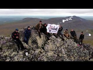 Мото путешествие на гору Константинов камень #Воркутаэкстрим