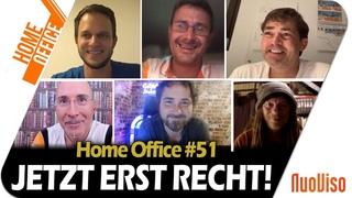 Home Office #51 - Das Geisel-Drama von Berlin: JETZT ERST RECHT!