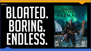 I'm angry I wasted so much time on Assassin's Creed Valhalla (Review)