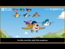Ten little aeroplanes - Nursery Rhymes Kids Songs - LearnEnglish Kids British Council