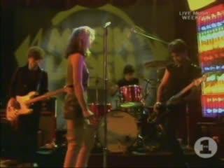 Blondie - Live  Beat Club (1978)Rare Tape