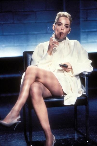 Шэрон Стоун снялась обнаженной для Playboy ради роли в «Основном инстинкте»