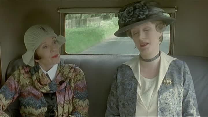 Миссис Брэдли Смерть в опере 1x02 Death at the Opera 2000 12