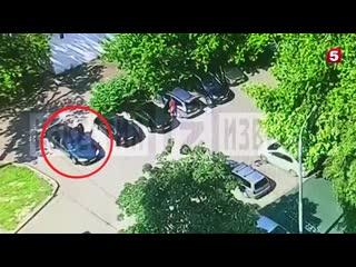 Видео, снятое за несколько секунд до жестокой расправы московского стрелка над возлюбленной