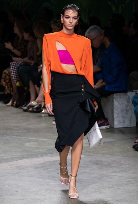 Самые модные юбки лета 2020, изображение №2
