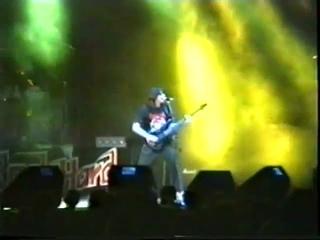 Blind Guardian - Barbara Ann - Live in Rock Hard Festival 1991