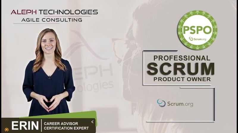 PROFESSIONAL SCRUM PRODUCT OWNER(PSPO) TRAINING - Scrum.org