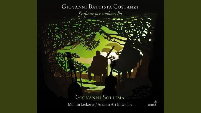 Sonata da camera for 2 Cellos in F Major I Amoroso Allegro assai Amoroso