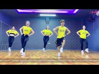 Bài KHỞI ĐỘNG dành cho người mới bắt đầu ( WARM UP) | Abaila Dance Fitness | Zumba