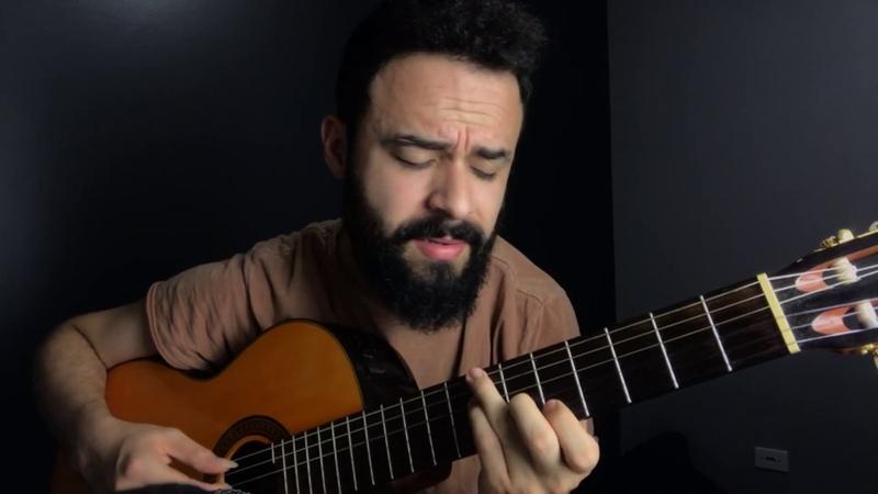 Eu e você sempre Jorge Aragão Stefano Cover