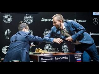 Турнир претендентов по шахматам 2020 - 2 тур (The Candidates Tournament 2020 - Round 2)